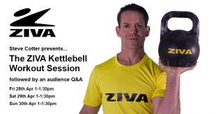 Steve Cotter Present - Kettlebell Workshop