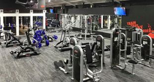 Summit Fitness Equipment - Installation at The Rig 247
