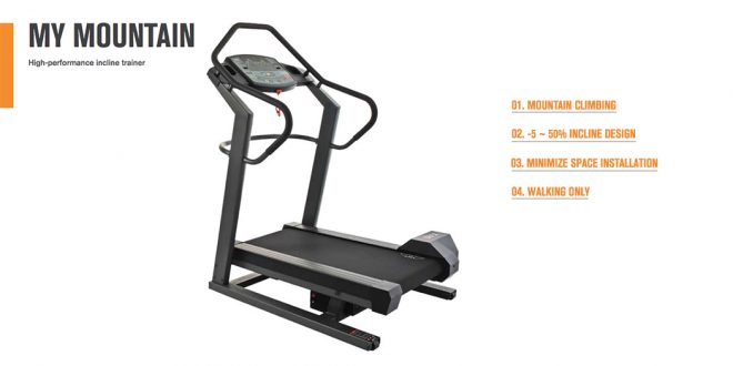 Synergy Drax - My Mountain Trainer - High Performance Trainer