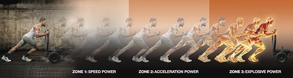 Summit Fitness Equipment - TANK Training Zones