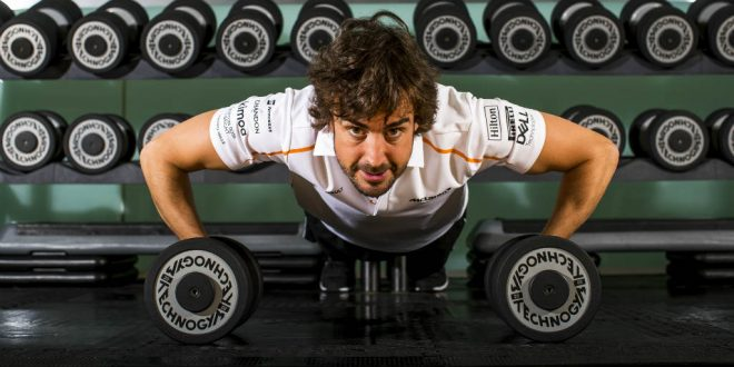 A Partnership Striving For Perfection - Technogym and McLaren