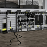 TRX - Studio Line - Multi Bay