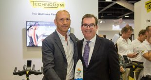Technogym - 2018 Fitness Equipment Supplier - 2018 Gold Coast Commonwealth Games