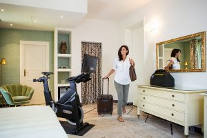 Technogym Case - Seamless & Tailor-Made In-Room Fitness Solution - A Fitness Welcome