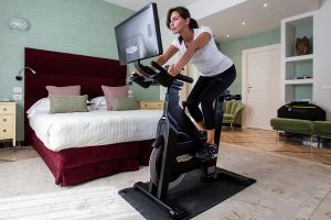 Technogym Case - Seamless & Tailor-Made In-Room Fitness Solution - Skill Bike
