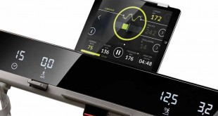Technogym Running Music Preview - CES 2016