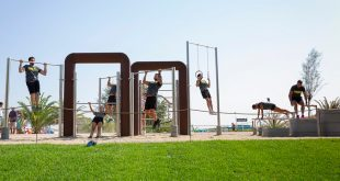 Technogym Unveil New OutDoor Fitness Solution