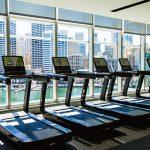 Technogym at the Sofitel - Cardio Workout View