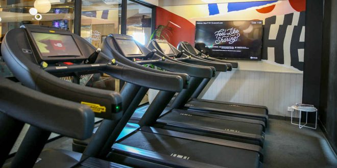 The New Approach To Workplace Wellness - Brought to you be Technogym