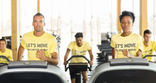 Technogym Australia - Lets Move For A Better World Campaign