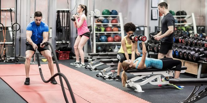 The Buying Habits Of Fitness Studio Owners