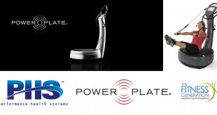 The Fitness Generation Announced Power Plate Distributorship