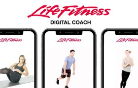 The Life Fitness Digital Coach