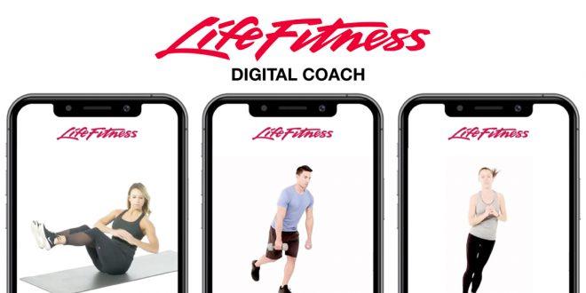The Life Fitness Digital Coach