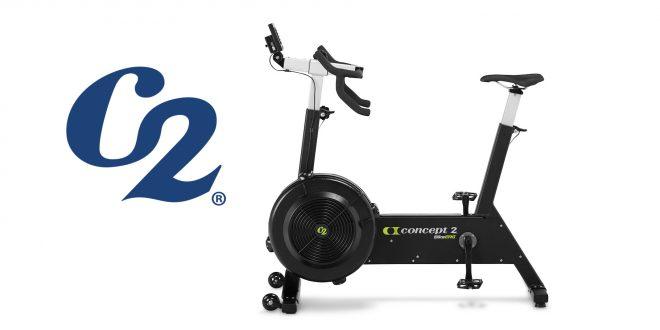 The New Concept2 BikeErg