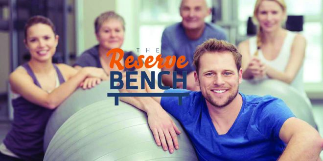 The Reserve Bench - Finding Jobs for Fitness Trainers