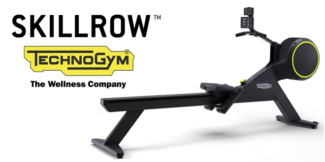 the technogym skillrow commercial gym equipment what 39 s new in fitness. Black Bedroom Furniture Sets. Home Design Ideas