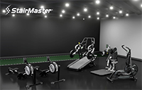 The StairMaster HIIT Product Sheet