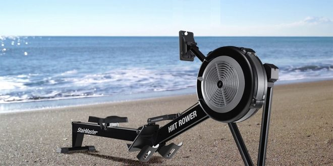 The StairMaster HIIT Rower