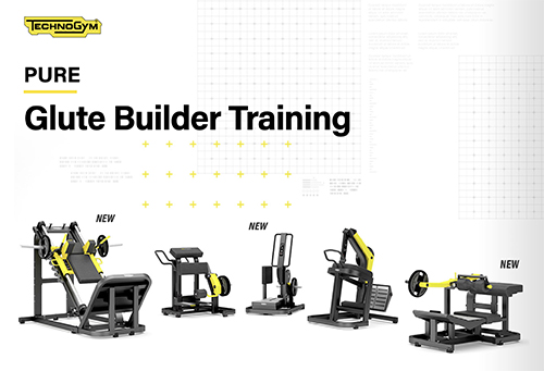 The Technogym Plate Loaded PURE Range - Request A Brochure