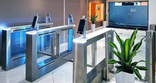The new EasyAccess facial recognition - Centaman Entrance Control Gates