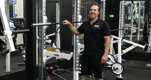 Five Questions With Tony Griffin - Craig Mac Interviews Panatta Australia MD