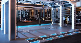 Top Gym Flooring Designs - Juliana Mare