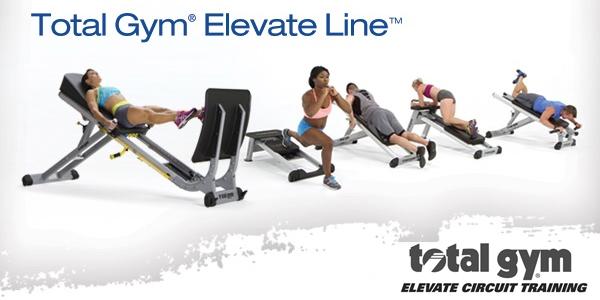 Total Gym - Elevate Circuit