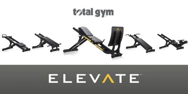 Total Gym - New ELEVATE Circuit