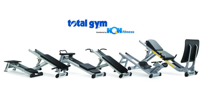 Total Gym - Elevate Circuit 6 Units