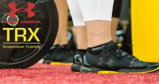 Under Armour & TRX - New Shoe Release