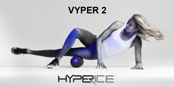 VYPER 2.0 Fitness Foam Roller