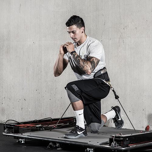 VertiMax V8 Platform - The World's Leading Sports Performance Training Equipment