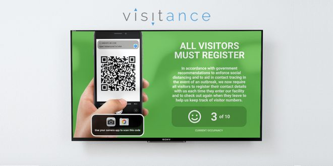 Visitance Contact Tracing Solution Proves Popular At Leisure & Fitness Centres