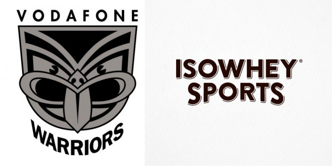 Vodafone-Warriors-Choose-IsoWhey-Sports