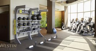 TRX Suspension coming to a Westin Hotel near you