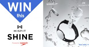WIN a Misfit Shine Swimmers Edition Plus Accessories Fitness Tracker