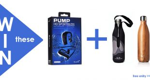Free Entry - WIN A SET OF BLUEANT PUMP HD PLUS BBBYO WATER BOTTLE_ARTICLE