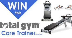 WIN a Total Gym Core Trainer