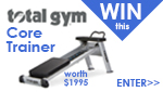 What's New in Fitness - WIN a Total Gym Core Trainer worth $1995