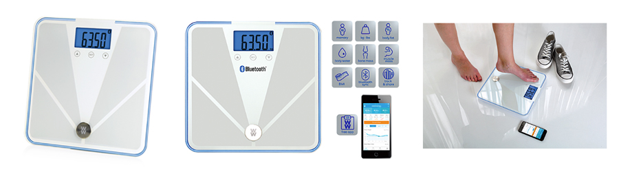 WIN Weight Watchers Bluetooth Scales
