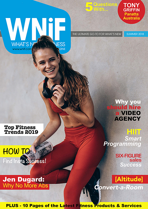 The WNiF Summer 2018 Magazine - Out Now.