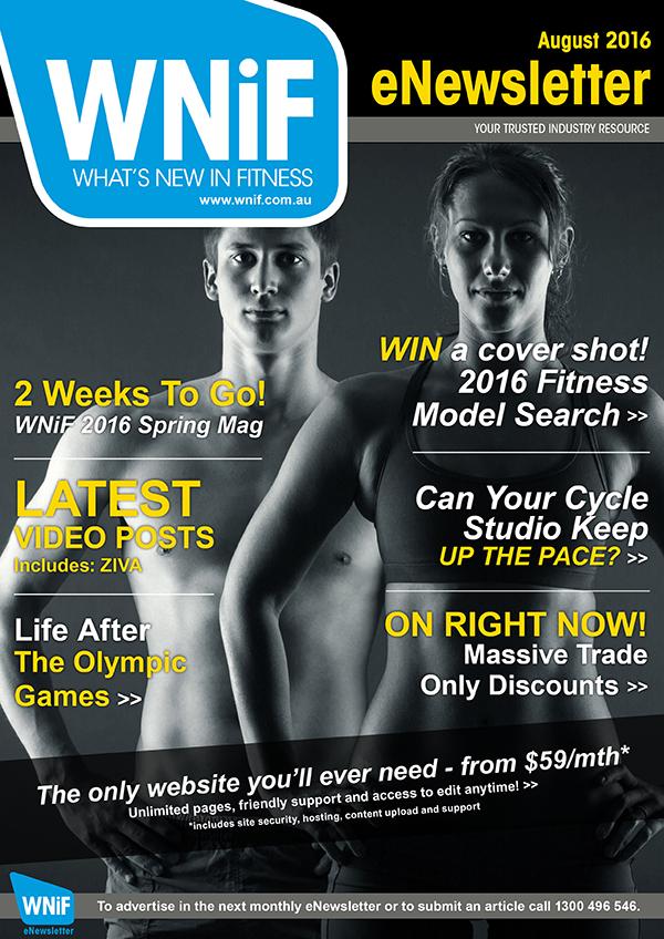 WNIF eNewsletter - August 2016