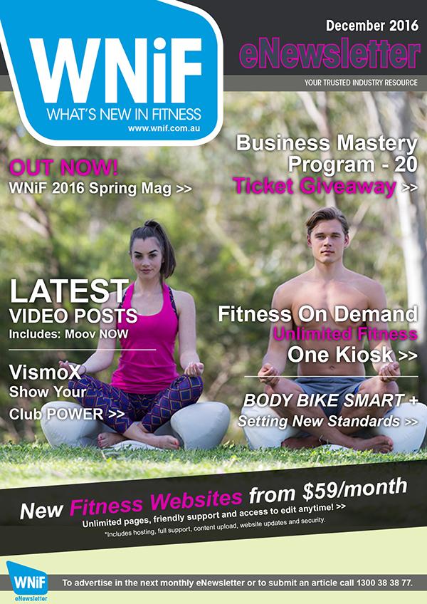 WNIF eNewsletter - December 2016