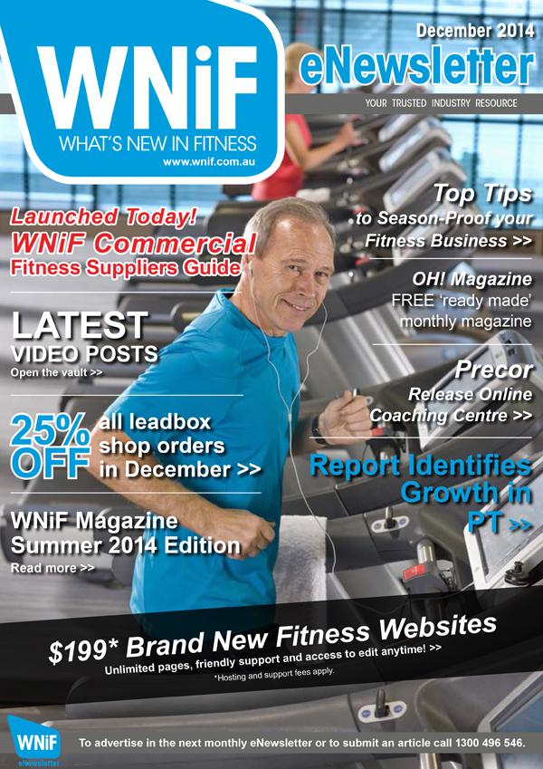 WNIF eNewsletter - December 2014