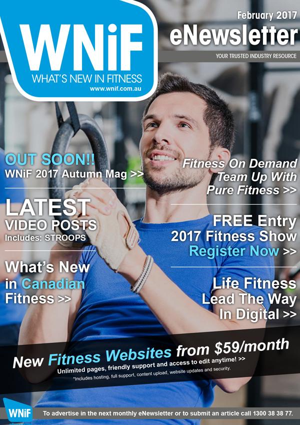 WNIF eNewsletter - February 2017