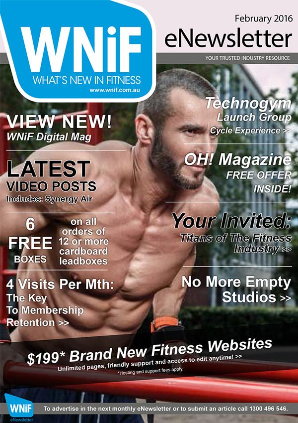 WNIF eNewsletter - February 2016
