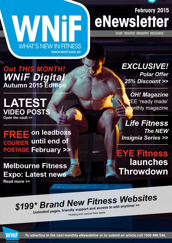 WNIF eNewsletter - February 2015
