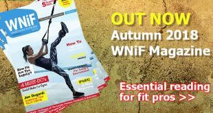 OUT NOW! WNiF Autumn 2018