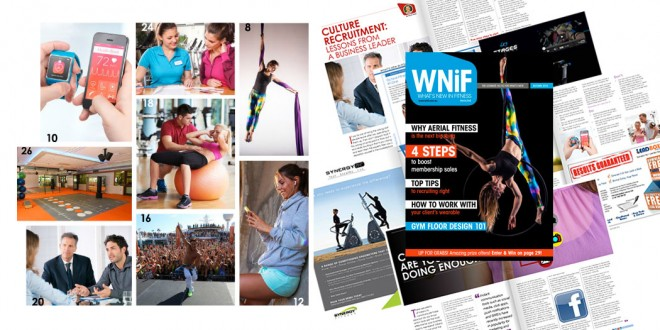 The WNiF Magazine - Autumn 2016 Digital Edition